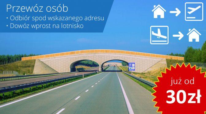 Busy z Lubawy do Gdańska na lotnisko