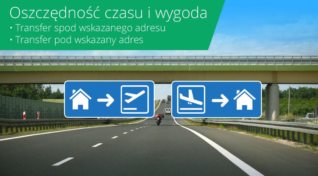Kursy z okolic Iławy do Gdańska na lotnisko